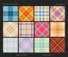 Plaid 256x256 - Pack 5 by Sedma
