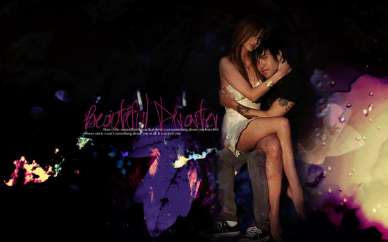 Beautiful Disaster by jeannemoon
