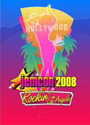 JemCon 2008 poster - 2nd draft by TaraLJC