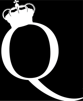 Queen logo by Mirolin