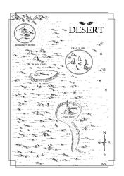 Commission 2017: Desert by Traditionalmaps