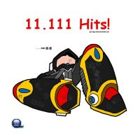 11.111 hits ow by virago-rs