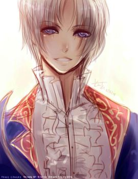The Prince by Kaiami
