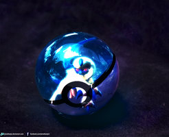 Absol Pokeball