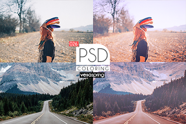 PSD Coloring 026 by vesaspring