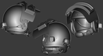 Altyn Helmet High Poly by Cheezjet
