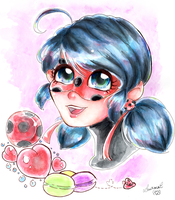 Ladybug by Laurence-L