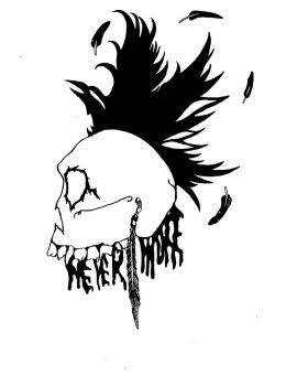 Nevermore... by TheChosenTheFallen
