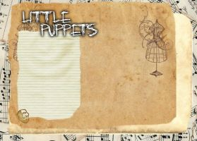 Little Puppets Form by UndeadPuppeteer