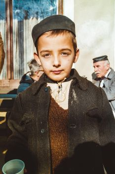 Little Boy from WWI by mrznovce