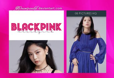 #16.006|BLACKPINK|Photopack#96 by XMinamiPandaX