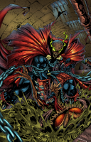 Spawn vs Violator by Javilaparra