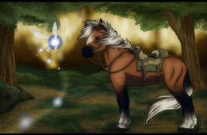 Two Companions by Aliuh