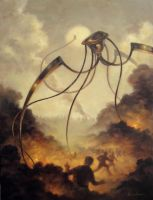 War of the Worlds by AnnPars