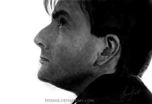 All time and space - David Tennant by Feyjane