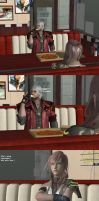 Request: The Man Who Can Eat Pizza by Dante-564