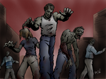 Zombies! by radioactiveroach