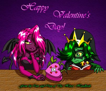HHB - A Questionable Valentine by HHB-BookMaster