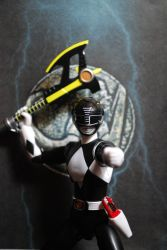 Power of the Black Ranger by Botboy41