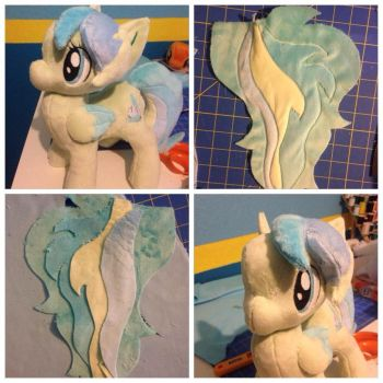 . : | Plushy in Progress [3] | : . by Wave-Glacier