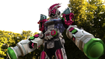 Armor Time:Ex-Aid by Zeronatt1233