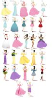 DisneyGirls- Order of Creation by foreverbeginstoday