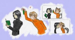 Only because it's Christmas 4 by Severus-x-Remus-Club
