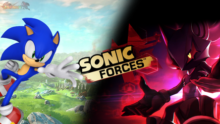 Channel Art #6 (Sonic Forces) by Sonicx720