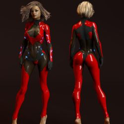 Dega Suit dforce for Genesis 8 Female by benaliveDE