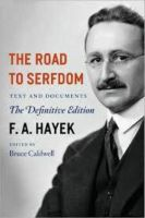 Hayeks Relevance in the Age of Obama by Kajm