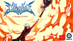 BLAZBLUE a change of fate by AquaticWolfKuri