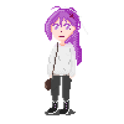 PIXEL GIRL -1 by gherhw1023