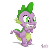 Spike - funny by mysticalpha