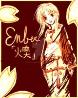 New Chara: Ember by Delight046