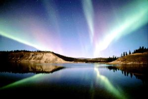northern lights by frenchpastry09
