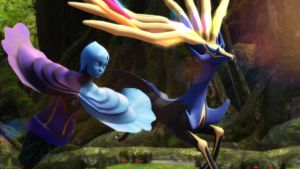 [MMD] Fi and Xerneas
