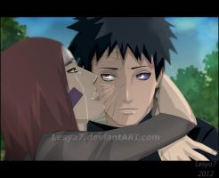 Obito and Rin: I'm the reason for it? by Lesya7