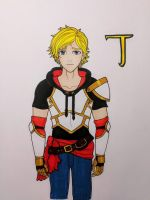 JNPR: Jaune Arc by MetalAmethyst