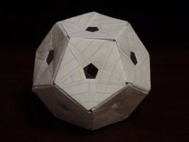Dodecahedron by diskfire