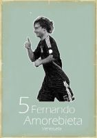 Fernando Amorebieta by JDRincs