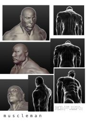 Muscleman wip by surthur