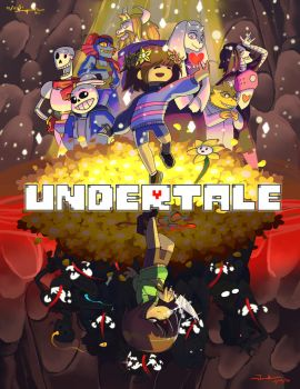 Undertale by junsouk95