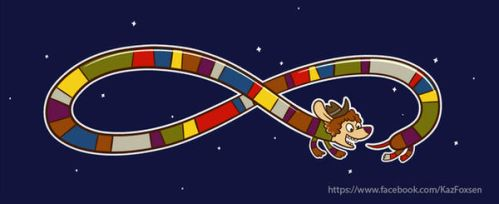 Fourth Doctor Scarf Dog Dachshund by KazFoxsen