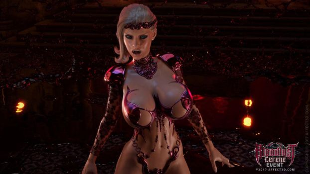 Bloodlust Cerene: Introducing Cerene by affect3d-com