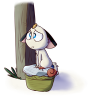go west young meowth by FROSKII