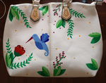 Hummingbird Bag by wildgica