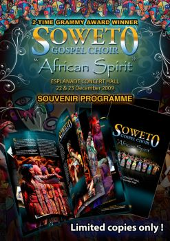 Soweto - Programme Booklet by carltolores
