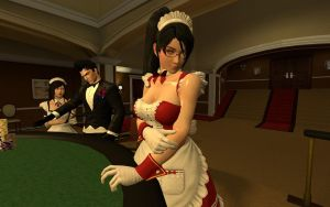 [Release] Momiji Maid for Garrysmod by detreter