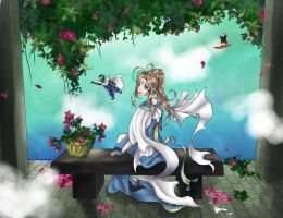 Belldandy by feat-outsider