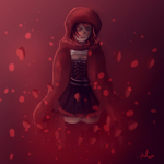 Red Like Roses Fills My Head With Dreams by A-Lost-Sheep